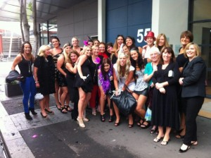 Corporate Hens Party