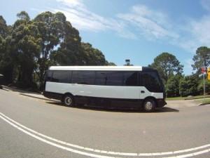 24 Seater HCbus