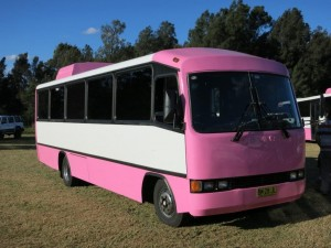 32 Seater Hens Bus